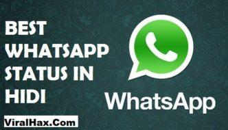 Top best whatsapp status in hindi 2016