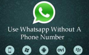 Use Whatsapp Without Number 1