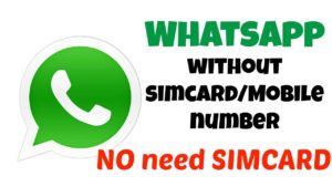 Use Whatsapp Without Number 2