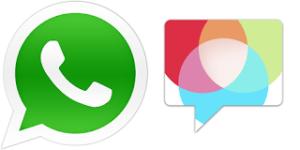 use 2 whatsapp in 1 phone disa