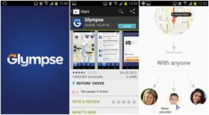 Glympse Track Mobile Number Location