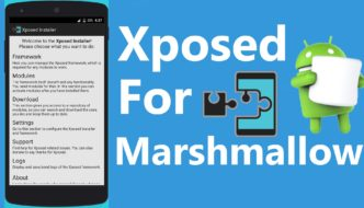 How to Install Xposed Framework in Android Marshmallow