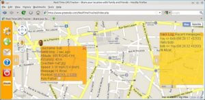 Real-Time-GPS-Tracker Track Mobile Number Location