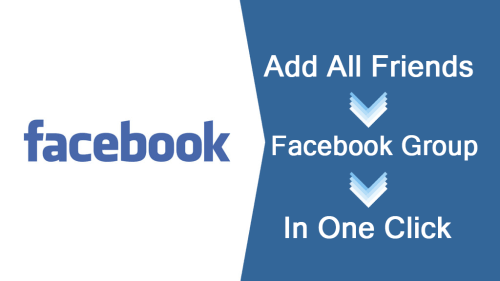 how to create a new group of friends on facebook