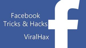 facebook tricks and hacks 2016