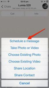 whatsapp scheduler 1