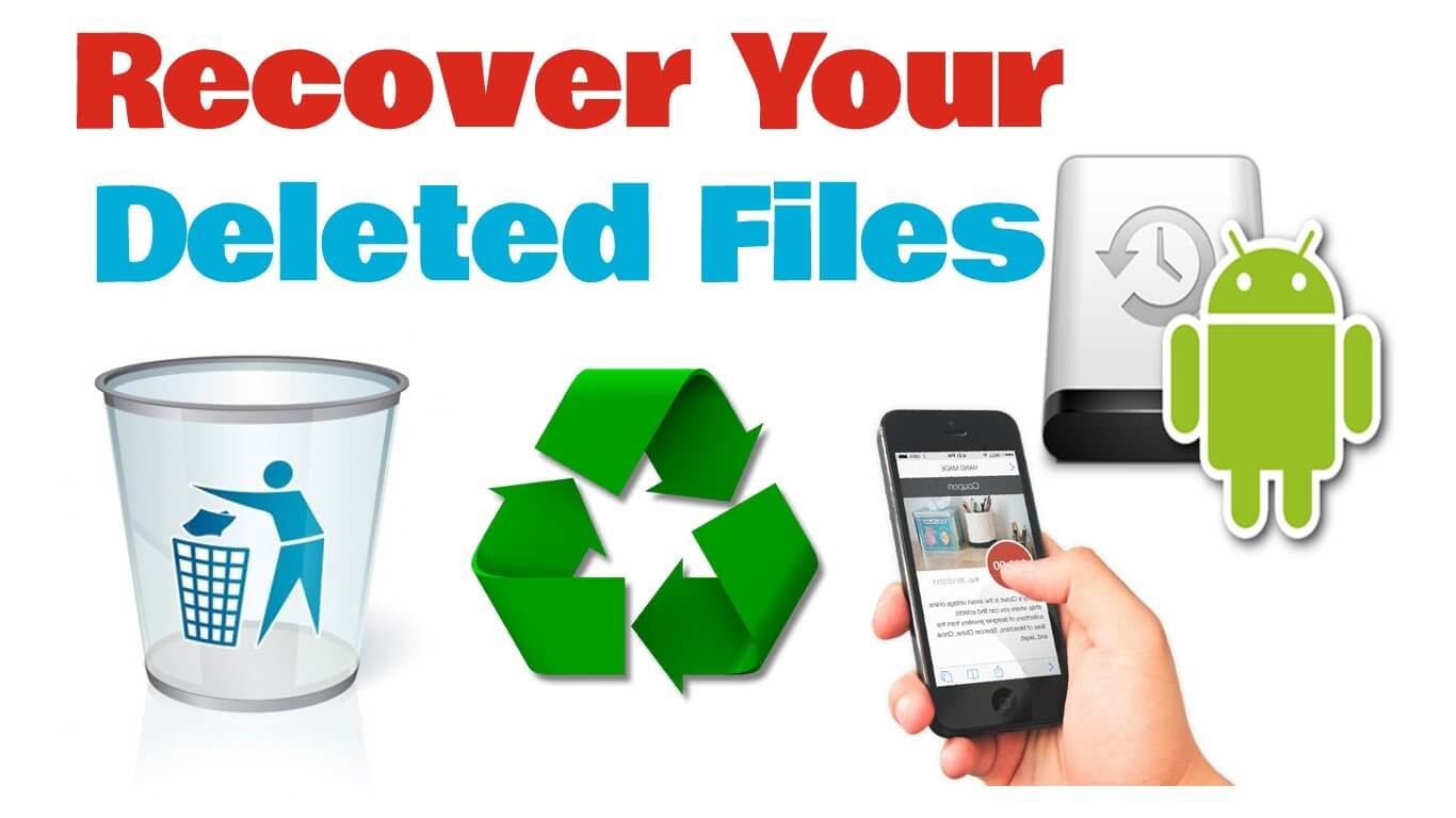 How to Recover Deleted Files From Android - Viral Hax