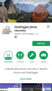 how to recover deleted files from android 3