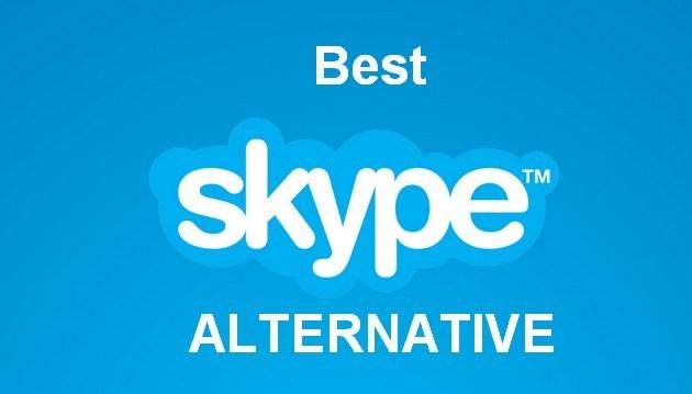 Top 10 Best Alternatives For Skype [User's Choice]