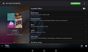 Spotify App Home 300x179 - Spotify Premium APK Download for Android