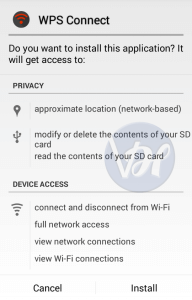 install wps connect 192x300 - Top 10 WiFi Hacking Apps For Android 2018