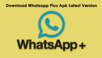 Download Whatsapp Plus latest version 2017