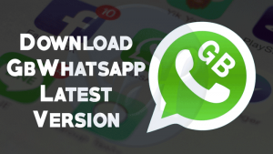 Download GBWhatsapp Latest Apk For Android