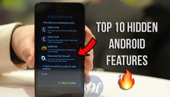 Top 10 Hidden Android Features 2017