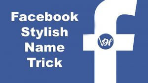 How to Make Stylish Name ID on FB