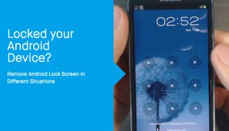 How to Unlock Samsung Phone Pattern Lock