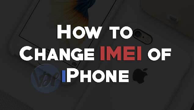 Change-IMEI-of-iPhone