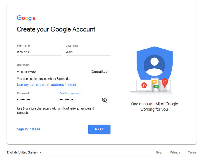 How to Create Gmail Without Phone Number | 2020