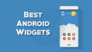 Best Android Widgets 2019 8 Best Android Widgets to Enhance HomeScreen in 2019