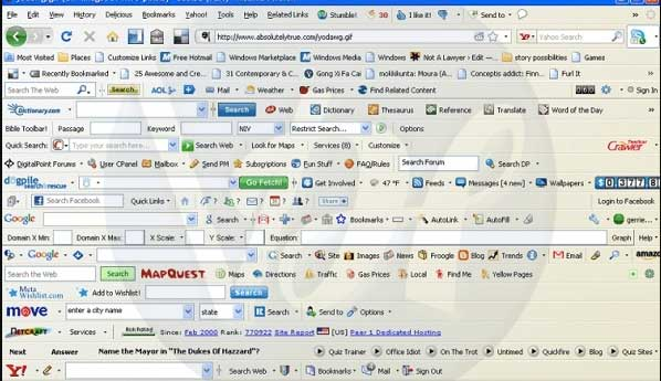 Cleaning Unwanted Browser Toolbars