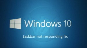 Windows 10 Taskbar Not Working {Solved}