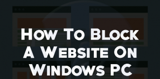 how-to-block-a-website