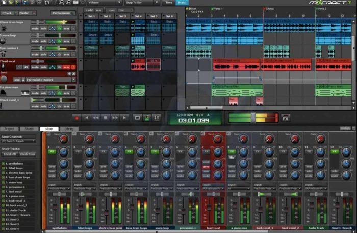 Mixcraft 7 |GarageBand for Windows