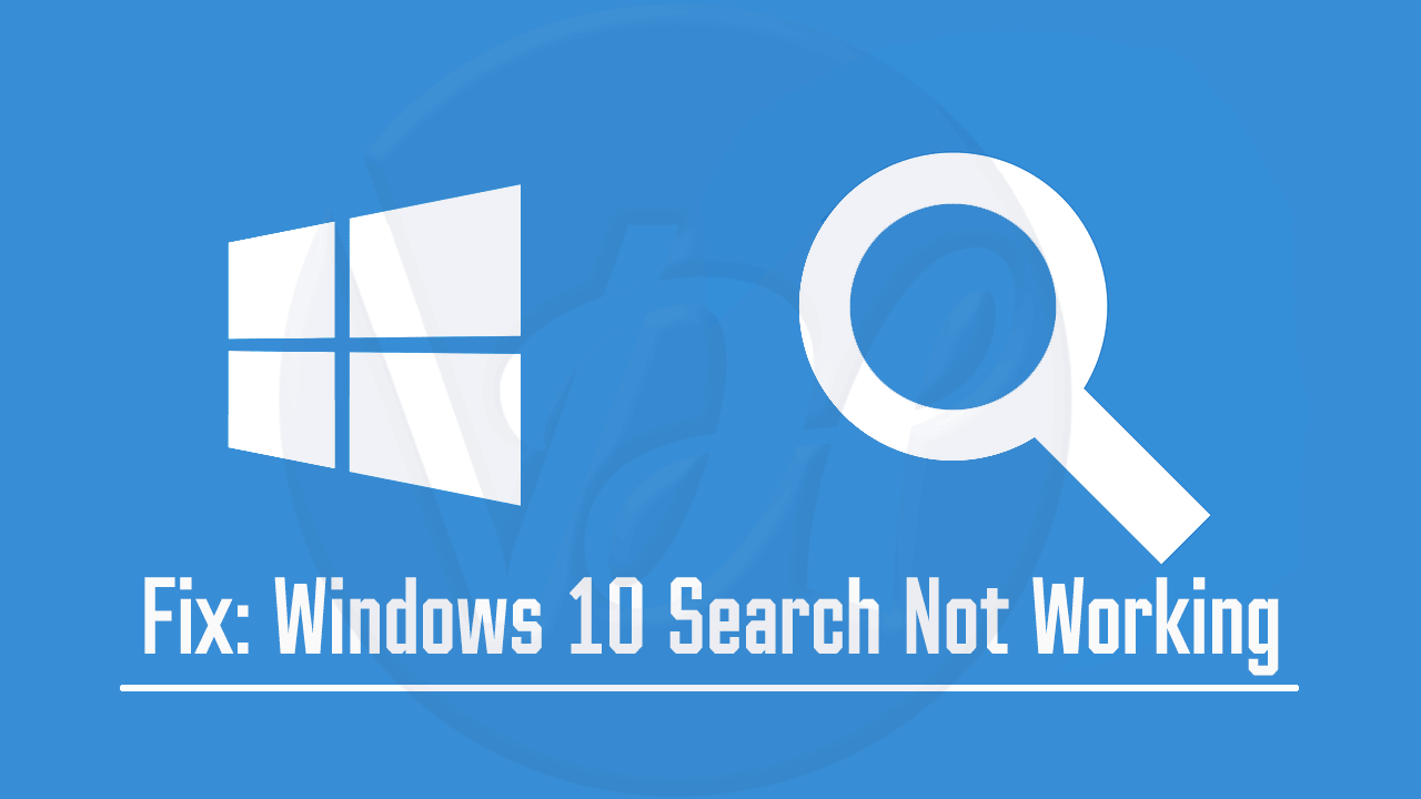 how to search on windows