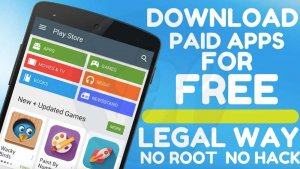Download Paid Apps For Free For Android 2020 [Top 5 Legal Ways]