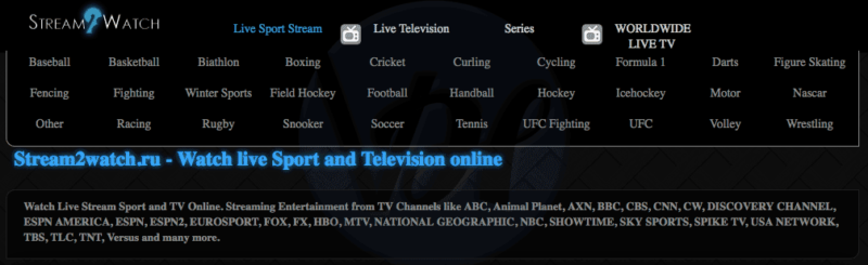 Top 10 Best Free Live Sports Streaming Sites of 2021