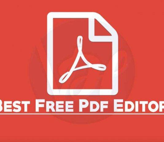 Best-Free-Pdf-Editors