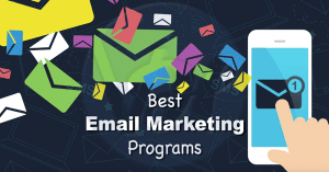 5 Best Email Marketing Programs of 2019