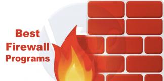 Best-Firewall-programs