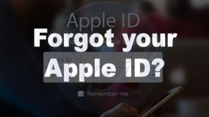 Forgot Apple ID? How to Reset Apple ID Password