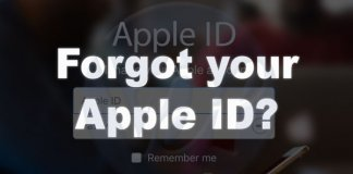 Forgot-your-Apple-ID