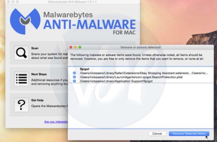 Malwarebytes Anti-Malware Tool