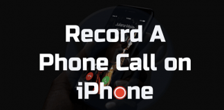 Record-A-Phone-Call-on-iPhone