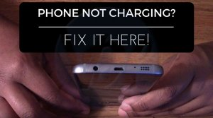 Samsung Galaxy S6 won't Charge? | Solved