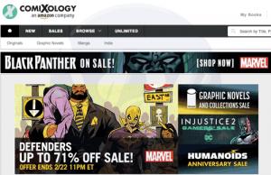 5 Best Websites to Read Comics Online Free in 2019