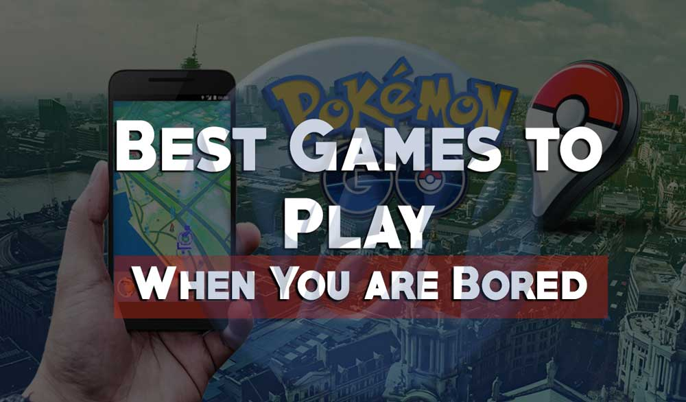 20 Best Mobile Games to Play When Bored