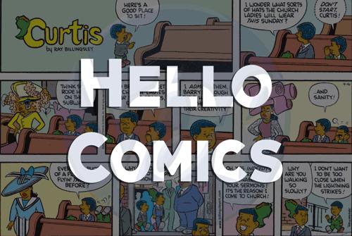 Hello Comics