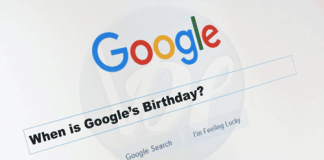 when-is-googles-birthday