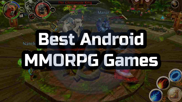 Best-Android-MMORPG-games