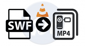 Convert SWF to MP4 Using the VLC Media Player, swf to mp4,
