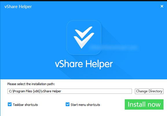 vShare Helper Download | Latest Version