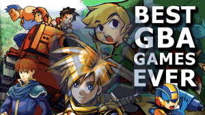 TOP 5 Best GBA Games | Gameboy Advance Games | 2019