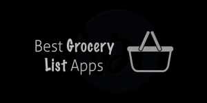 best-grocery-list-apps