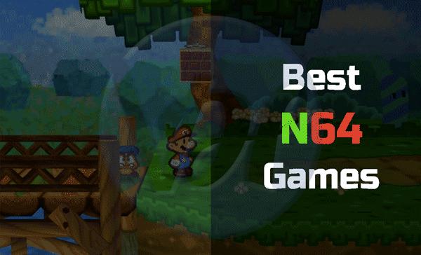 best-n64-games