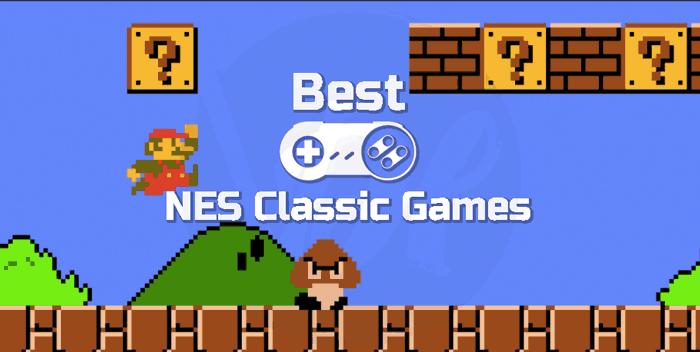 best-nes-classic-games