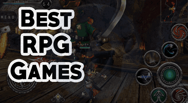 best rpg android games 2019